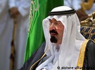 ملک عبدالله پادشاه عربستان سعودی
