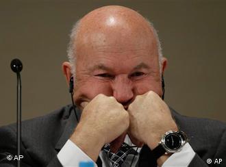 Former Moscow Mayor Yury Luzhkov
