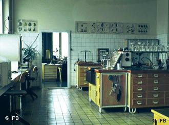 The Leibniz Institute for Plant Biochemistry was one of East Germany's premiere scientific laboratories