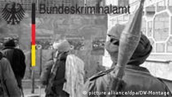 به گفتهی اداره جنایی فدرال آلمان مبارزه علیه تروریسم بینالمللی دستاورد چندانی نداشته است
