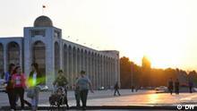 Kirgistan Bischkek Platz Ala-Too