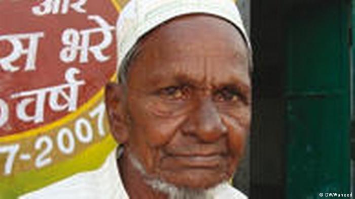 Indien Urteil Ayodhya (DW/Waheed)