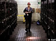 Último día de producción de carbón en la mina Ost, en Hamm, Alemania.
