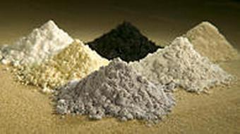 فلزات و مادههای معدنی کمیاب