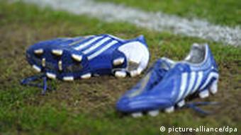 David Beckham adidas boot