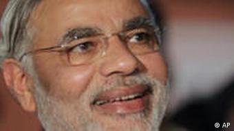 Gujarat's chief minister Narendra Modi denies his government's involvement in the violence