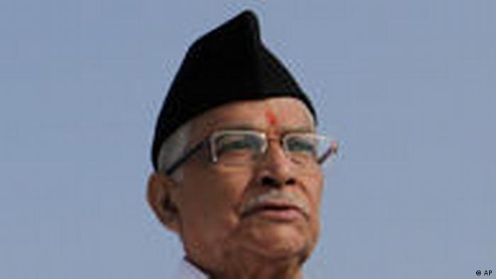 Indien Murli Manohar Joshi (AP)