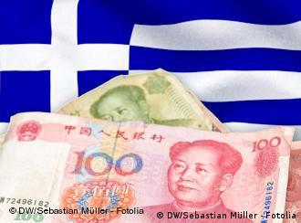 Symbolbild chinesische Investitionen in Griechenland