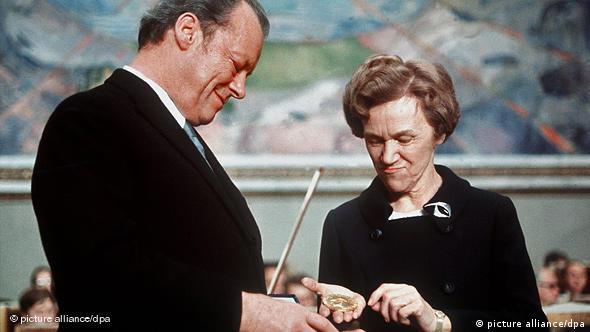 Flash-Galerie Friedensnobelpreisträger 1971 Willy Brandt