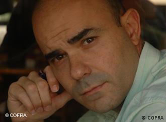 El comentarista de fútbol y escritor argentino Eduardo Sacheri.