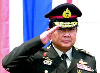 New Commander-in-Chief of the Royal Thai Army Gen. Prayuth Chan-ocha