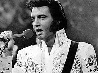 Hat Tausende Deutsche beeinflusst: Elvis Presley