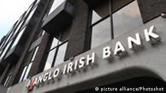 Der Hauptsitz der Anglo Irish Bank (Foto: picture alliance)