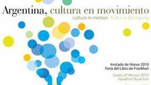 Logo Ehrengast 2010 Frankfurter Buchmesse Argentinien