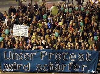 Nuestra protesta se agudizará, dicen los opositores al proyecto.