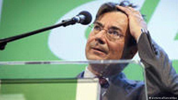 Niederlande Christdemokraten Parteitag