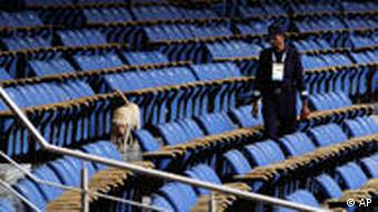 Indien Commonwealth Games New Delhi Stadion