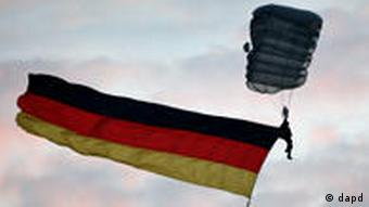 Feierlichkeiten 20 Jahre Deutsche Einheit