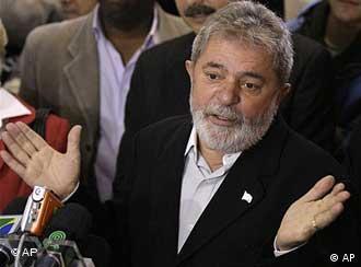 Luiz Inacio Lula da Silva: no al FMI.