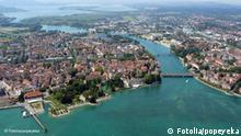 Deutschland Luftaufnahme Bosensee Konstanz Flash-Galerie