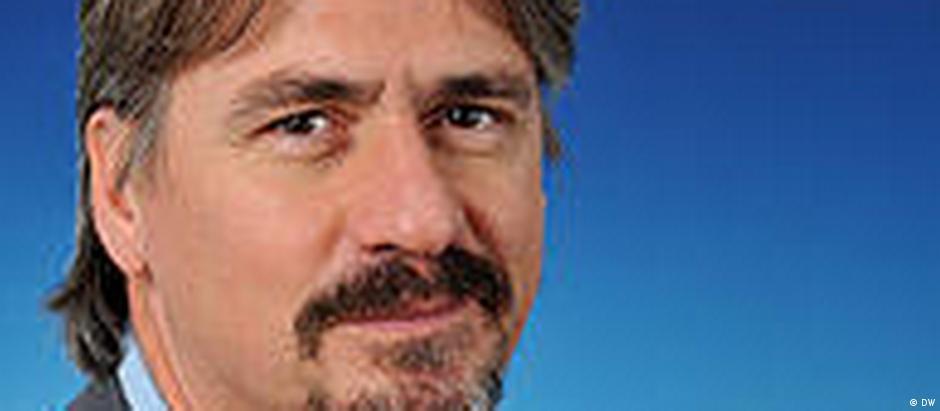 Volker Wagener, articulista da DW