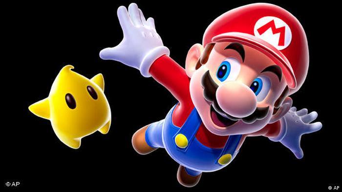 Flash-Galerie Nintendo Super Mario Videospiel