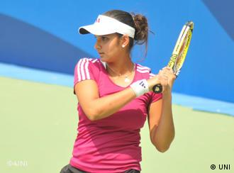 Indien Commonwealth Games Sania Mirza