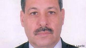 Der marokkanischer Soziologe Ali Chaabani