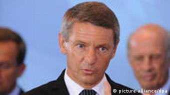 Thomas Schmid, mayor of Garmisch-Partenkirchen