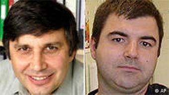 Geim and Novoselov