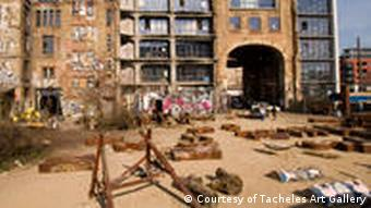 The Tacheles art house and squat, which was closed in 2012, Copyright: Tacheles Art Gallery.