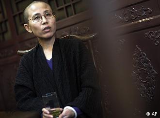Liu Xia (Foto: AP)