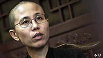 Liu Xiaobo's wife Liu Xia is under constant surveillance