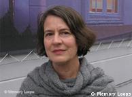 Memory Loops project founder Michaela Melian