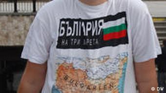 Anti-Roma-Demo in Sofia