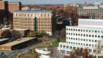 National Institute of Health bei Washington (Foto: NIH)