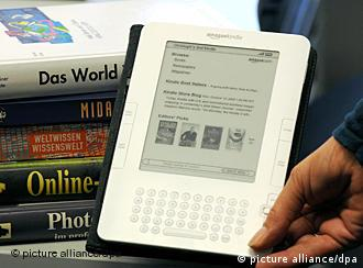 The proposed law would affect books sold for the Kindle, iPad