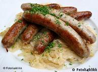 Alemães consomem 60 kg de carne por ano