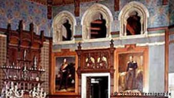 Schloss Wernigerode, Festsaal