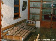 Casa de la familia Gallo en Pereira, Colombia. Todos los muebles están construidos con