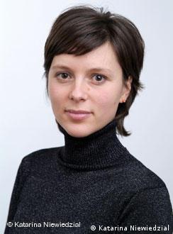 Katarina Niewiedzial, dyrektor berlińskiego think tanku Das Progressive Zentrum
