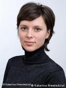 Pełnomocniczka ds. integracji Katarina Niewiedzial