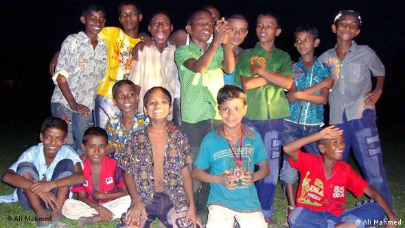 Kinder in Bangladesch FLASH-Galerie