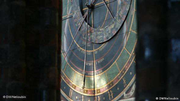 Астрономические часы в Штральзунде
