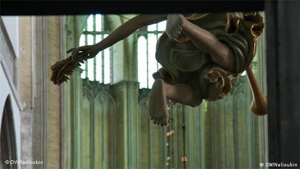 Ангел в ганзейском храме