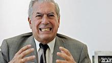 Peru Schweden Nobelpreis Literatur 2010 Mario Vargas Llosa