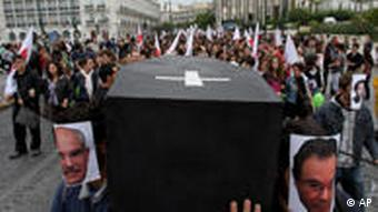 Streik in Griechenland