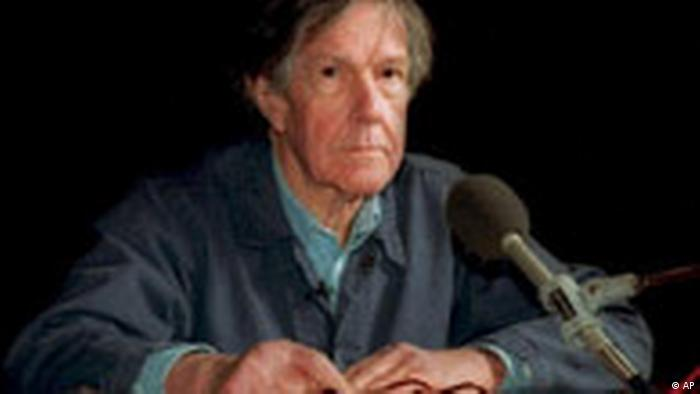 John Cage. (AP Photo/Julia Malakie)