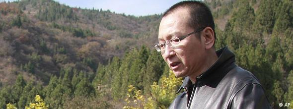 Liu Xiaobo is the first Chinese citizen to ever receive a Nobel Prize
