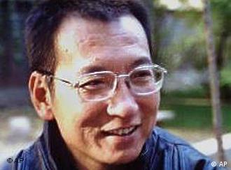 2008年诺贝尔和平奖获得者刘晓波
